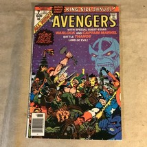 Avengers Annual #7 1977 Marvel Comics Fine Condition  - £33.28 GBP