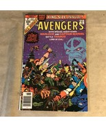 Avengers Annual #7 1977 Marvel Comics Fine Condition  - $44.54