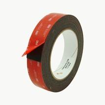 3M Scotch 5952 VHB Tape: 1 in. x 15 ft. (Black) - $16.89