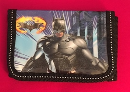 Cool Batman The Dark Night Children's Wallet—Great Boys Gift New!