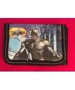 Cool Batman The Dark Night Children's Wallet—Great Boys Gift New!  - $7.00