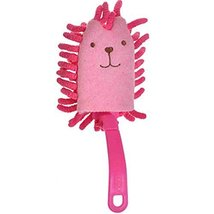 PANDA SUPERSTORE Cartoon Car Duster Brush Multi-Purpose Cleaning Brush(Pink Rabb