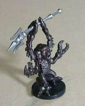 Dungeons & Dragons Miniatures Mezzoloth #41 D&D Mini Collectible Wizards! - $8.79