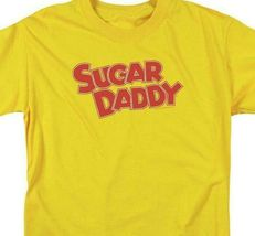 Sugar Daddy t-shirt tootsie roll retro candy caramel pop graphic tee TR112 image 3