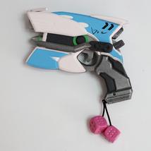 Overwatch Anniversary D.Va Skin Cruiser Weapon Cosplay Replica Gun Prop Buy - $125.00