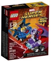 LEGO Marvel Super Heroes Mighty Micros Wolverine Vs. Magneto 76073 Build... - $16.58