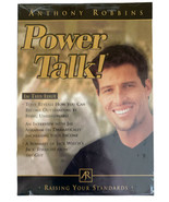 Anthony Robbins Power Talk Raising Your Standards CD Audiobook NEW Sealed - $9.89