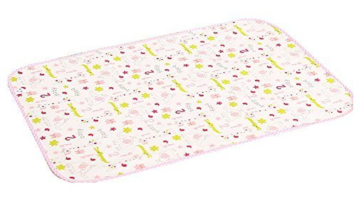 Cotton Baby Home Travel Urine Pad Mat Cover Changing Pad 7080cm, Elephant