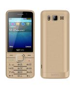 servo v9500 4 sim cards gold camera gprs bluetooth russian keyboard 2g c... - $49.95