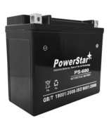 YTX20HL-BS AGM Snowmobile Battery for POLARIS FS/FST, Wide Track 750CC 0... - $76.32