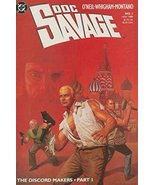 Doc Savage (DC) #1 VF/NM [Comic] - $4.00