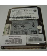 "20GB 2.5"" IDE Drive Fujitsu MHN2200AT Tested Good Free USA Ship Our Driv... - $34.25"