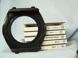 Camera Cokin P System Starter Set Inc 5 Filters, Holder + 62mm Adaptor Ring  - $20.00