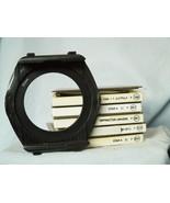 Camera Cokin P System Starter Set Inc 5 Filters, Holder + 62mm Adaptor R... - $20.00