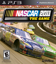 NASCAR 2011 The Game - PlayStation 3  - $25.99