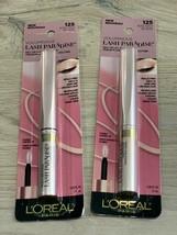 2 Loreal Voluminous Lash Paradise Rose Gold #125 Eyeliner - $12.86