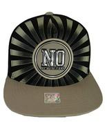 New Orleans Men's Striped Cotton Patch Style Adjustable Snapback Basebal... - $13.95