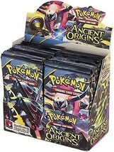 Ancient Origins 18 Booster Pack Lot 1/2 Booster Box POKEMON TCG - $59.99