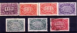 Deutsches Reich stamp lot 1294 - $1.27