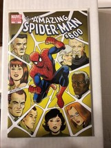 Amazing Spider-Man #600 Romita Sr. Cover - $29.70