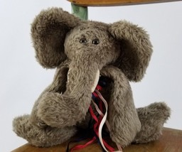 "The Boyds Collection Elephant Plush Floppy Stuffed Toy Animal 9"" - $14.84"