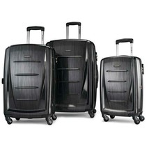 Samsonite Winfield 2 Hardside Luggage Set with Spinner Brushed Anthracite  - $339.42