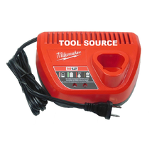 NEW MILWAUKEE  M12 12V REDLITHIUM BATTERY CHARGER 48-59-2401 (CHARGER ONLY) - $38.70