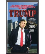 ORIGINAL Vintage 1988 Donald Trump Biography by Jerome Tuccille Paperback - $29.69