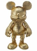 Disney Mickey Mouse 90th Anniversary Gold Plush Small image 7