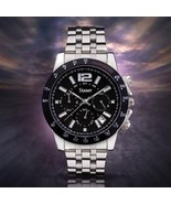 Jet-Setter Man's Chronograph Watch-NEW - $59.95