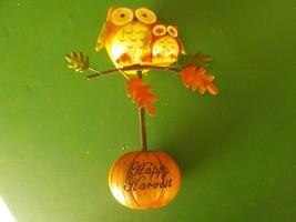 Blossom Bucket 2 Halloween Owls in a tree  (SM) - $6.79