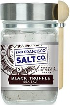 8 oz. Chef's Jar - Italian Black Truffle Sea Salt by San Francisco Salt Company image 5