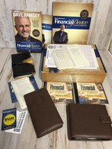 Dave Ramsey Financial Peace Home Study Kit 6 Piece Book CDs + Bonus Work... - $34.55