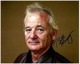 BILL MURRAY  Authentic Original  SIGNED AUTOGRAPHED PHOTO W/COA - $85.00