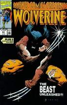 Marvel Comics Presents #63 : Wolverine, Poison, Scarlet Witch, & Thor (Marvel Co - $3.91