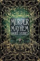 Murder Mayhem Short Stories (Gothic Fantasy) [Hardcover] Semtner, Christopher; D image 3
