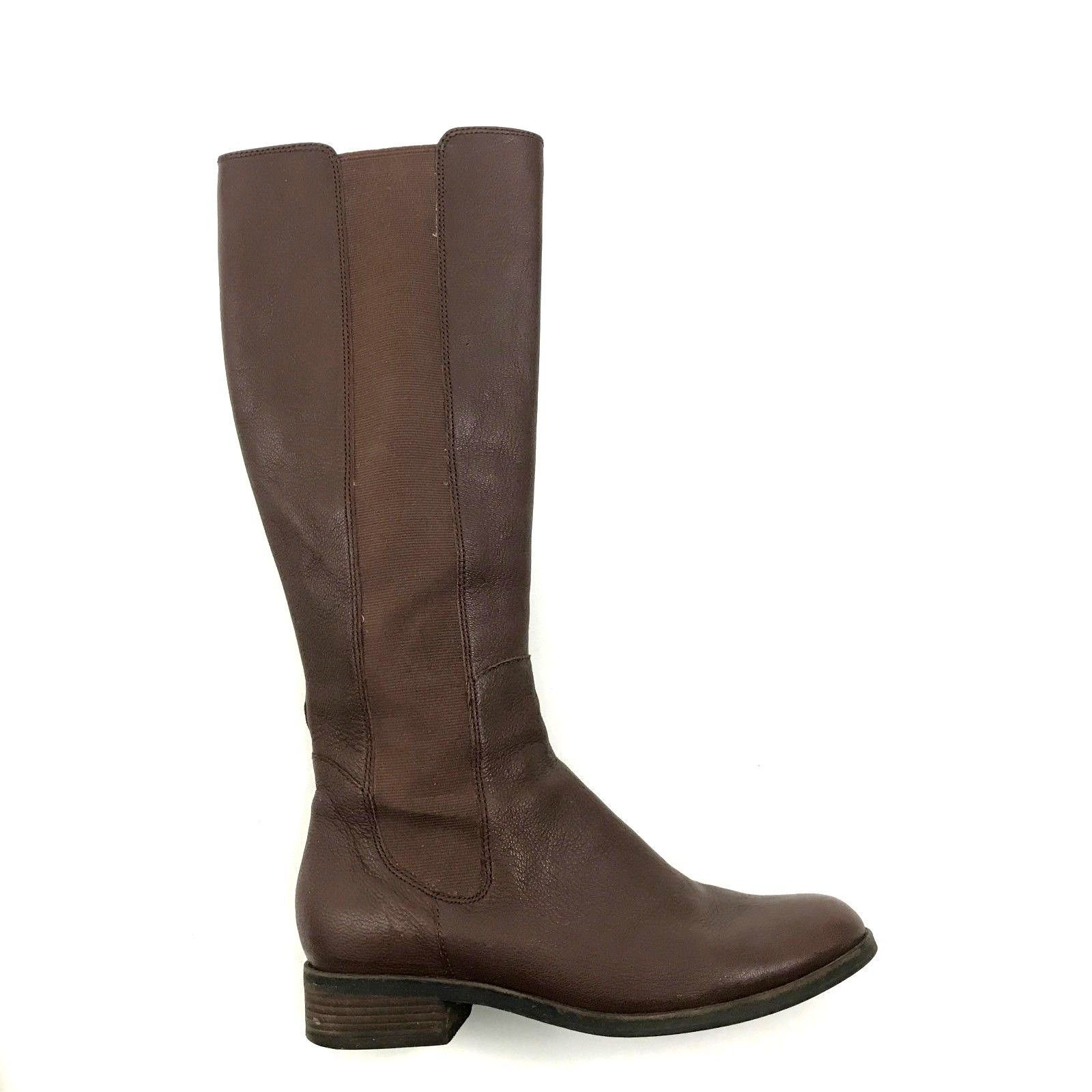 uk availability 993b3 8fadf Cole HAAN Kniehohe Stiefel Damen 9.5 Braun and 28 similar items