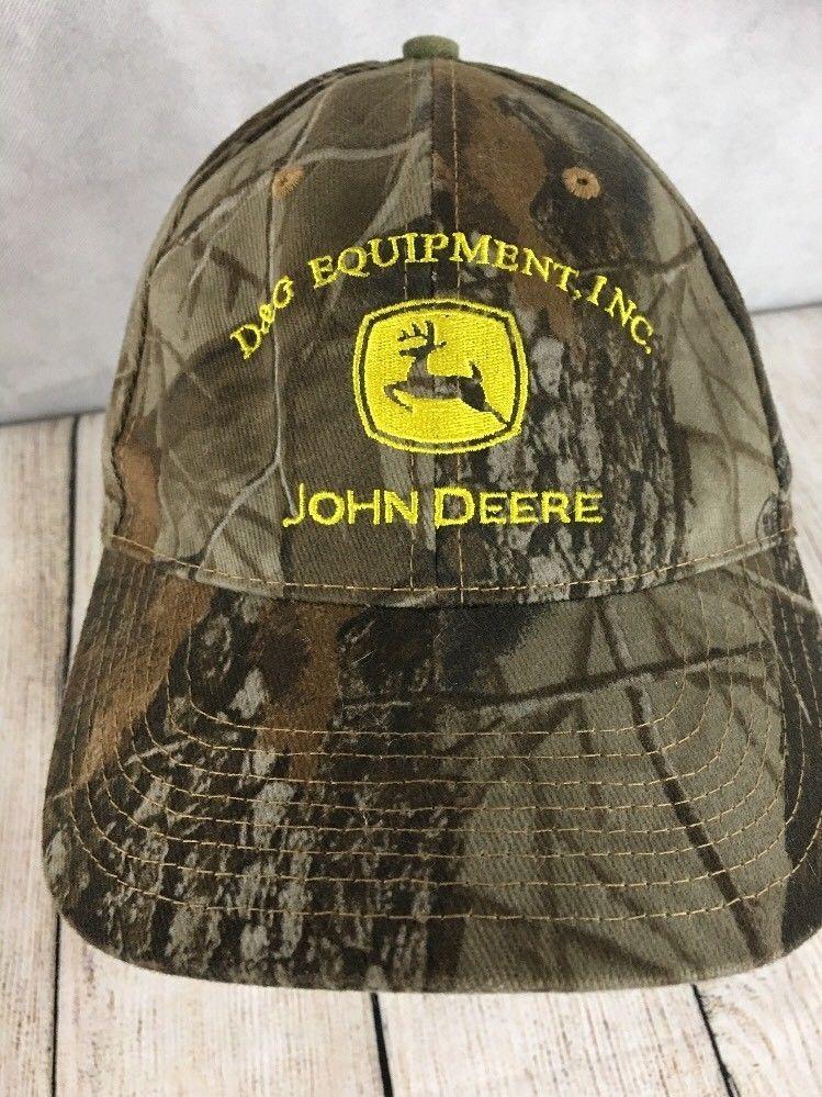 de122884fa40f John Deere Camo Owner s Edition Hat Cap D   and 50 similar items