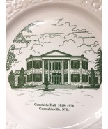Constable Hall New York Plate 1819-1976 World W... - $19.75