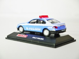 Real x collection 1 72 italy polizia car 519   bmw 7 series patrol car   07 thumb200