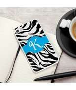 Zany Zebra iPhone Cover with White Trim - $25.07