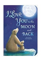 I Love You to the Moon and Back by Amelia Hepworth Board book 2 - 5 year... - $14.09