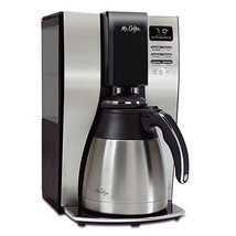 Mr. Coffee Optimal Brew 10-Cup Thermal Coffeemaker System, BVMC-PSTX91-RB - $84.03