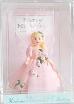Hallmark Madame Alexander Merry Miniatures Pristine Angel Figurine - $9.50