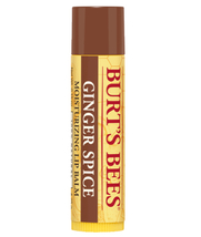 Burts Bees Ginger Spice Moisturizing All Natural Lip Balm Gloss Chap Stick - $5.00