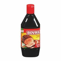 2 Bottles Knorr Bovril Concentrated Liquid Stock Beef LARGE 500ml -Canada FRESH! - $29.65