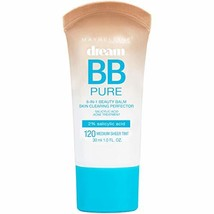 Maybelline Dream Pure BB Cream, Light/Medium, 1 Ounce - $8.68