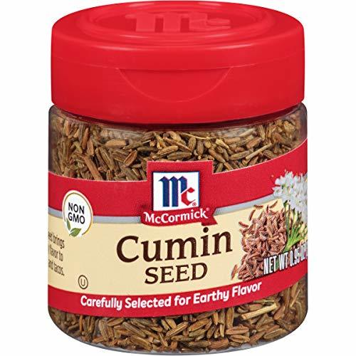 Primary image for McCormick Cumin Seed, 0.95 oz