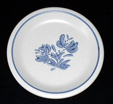 """Pfaltzgraff YORKTOWNE 6 7/8"""" Stoneware Salad Plate Excellent USA - $8.00"""