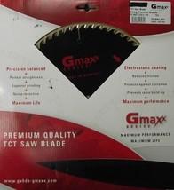"Gmaxx 2400.100T60 10"" x 60 Tooth TCG Carbide Saw Blade Germany - $54.45"